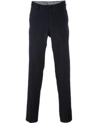 Pantalones Azul Marino de Ermenegildo Zegna
