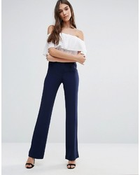 Pantalones azul marino de French Connection