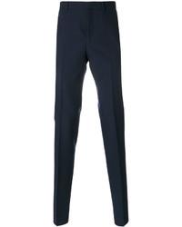 Pantalones azul marino de Givenchy