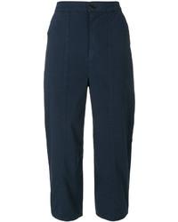 Pantalones azul marino de Henrik Vibskov