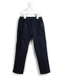 Pantalones azul marino de Il Gufo