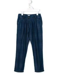 Pantalones azul marino de Morley