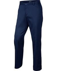 Pantalones Azul Marino de Nike