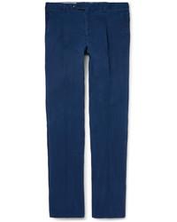 Pantalones Azul Marino de Tod's