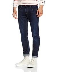 Pantalones azul marino de Tommy Hilfiger