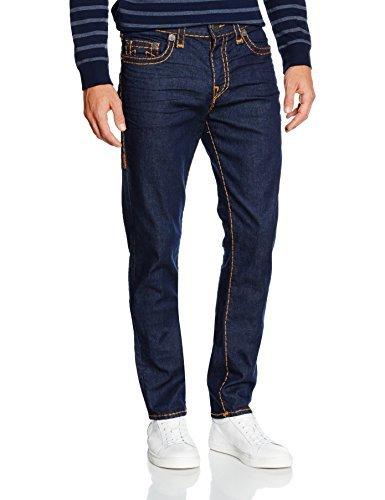 Pantalones Azul Marino De True Religion 406 Amazon Es Lookastic Espana