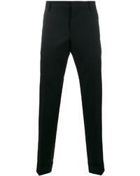 Pantalones azul marino de Valentino