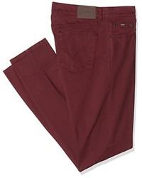 Pantalones Burdeos de Brax