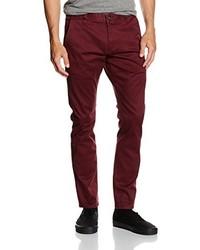 Pantalones Burdeos de Dockers