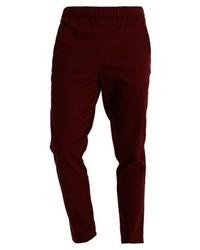 Pantalones Burdeos de Legends