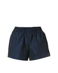 Pantalones Cortos a Lunares Azul Marino de Ava Adore