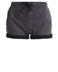 Pantalones Cortos a Lunares Negros de Ragwear