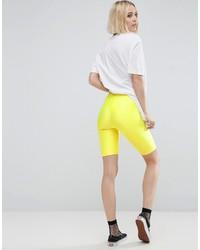 Pantalones Cortos Amarillos de Asos
