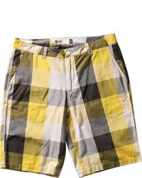 Pantalones Cortos Amarillos de DC Shoes