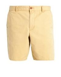Pantalones Cortos Amarillos de Dockers