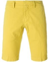 Pantalones cortos amarillos de Dondup