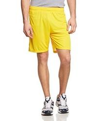 Pantalones cortos amarillos de erima