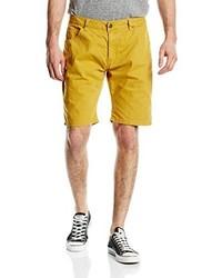 Pantalones cortos amarillos de Inside