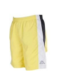 Pantalones Cortos Amarillos de Kappa