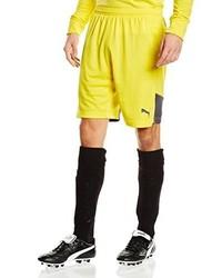 Pantalones cortos amarillos de Puma