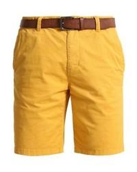 Pantalones Cortos Amarillos de s.Oliver