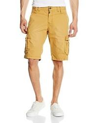 Pantalones Cortos Amarillos de Timezone