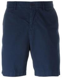 Pantalones Cortos Azul Marino de Burberry