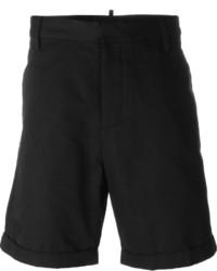 Pantalones cortos azul marino de Emporio Armani