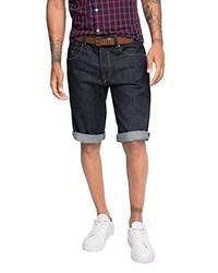 Pantalones cortos azul marino de Esprit