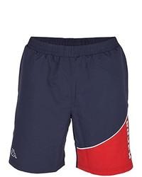 Pantalones cortos azul marino de Kappa