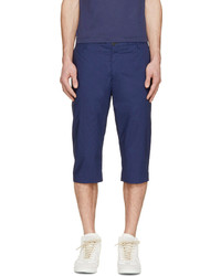 Pantalones cortos azul marino de Kenzo