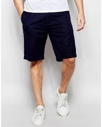 Pantalones cortos azul marino de Lacoste