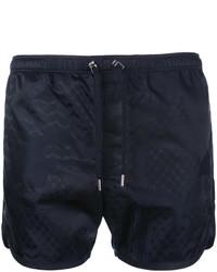Pantalones cortos azul marino de Neil Barrett