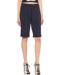 Pantalones cortos azul marino de Rebecca Minkoff