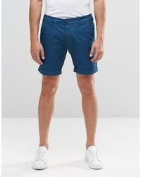 Pantalones cortos azul marino de Selected