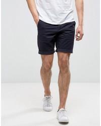 Pantalones cortos azul marino de Ted Baker