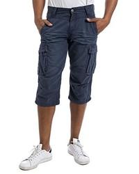 Pantalones cortos azul marino de Timezone