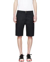 Pantalones cortos azul marino de VISVIM