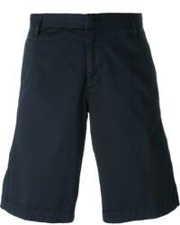 Pantalones cortos azul marino de Z Zegna