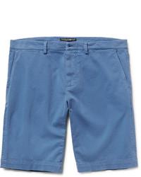 Pantalones Cortos Azules de Dolce & Gabbana