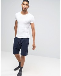Pantalones cortos azules de Emporio Armani