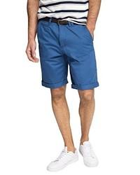 Pantalones cortos azules de Esprit