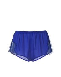 Pantalones Cortos Azules de Fleur Du Mal