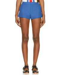 Pantalones cortos azules de Marni