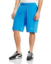 Pantalones cortos azules de Puma