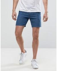 Pantalones Cortos Azules de Selected