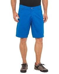 Pantalones cortos azules de VAUDE