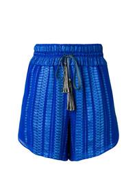 Pantalones Cortos Azules de Zeus+Dione