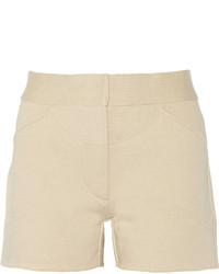 Pantalones cortos beige original 1535541