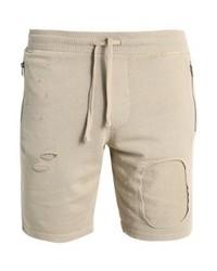 Pantalones Cortos Beige de New Look